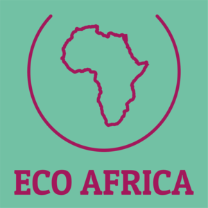 Eco africa logo pink