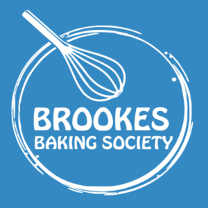 Baking logo blue