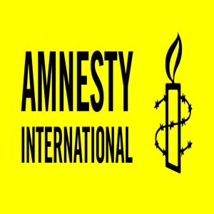 Amnesty logo rgb yellow