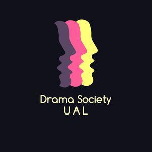 Ual drama society logo