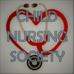 Child nursing logo