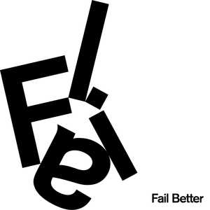 Fail better logo