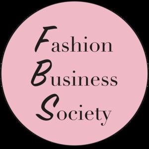 Fashion business society logo