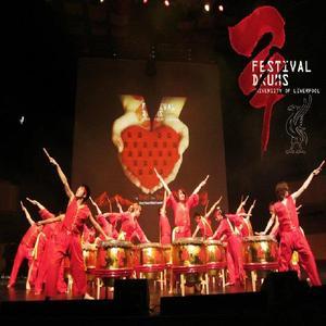 24 festival drums