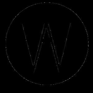 Was logo black