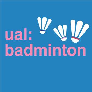 Logo ual badminton