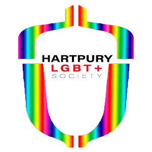Hartpury lgbt  logo
