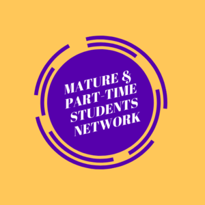 Mature and part time logo