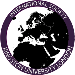 Kingston international student society logo