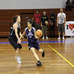 Ladies basketball