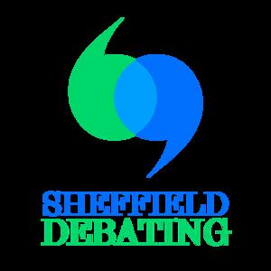 Debating logo