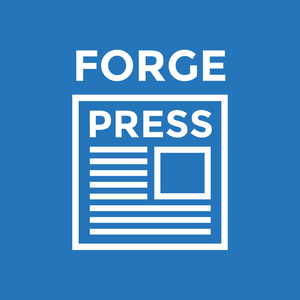 Forge press logo alt