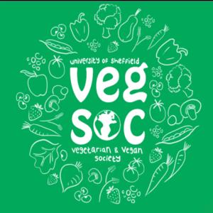 Vegsoc white on green