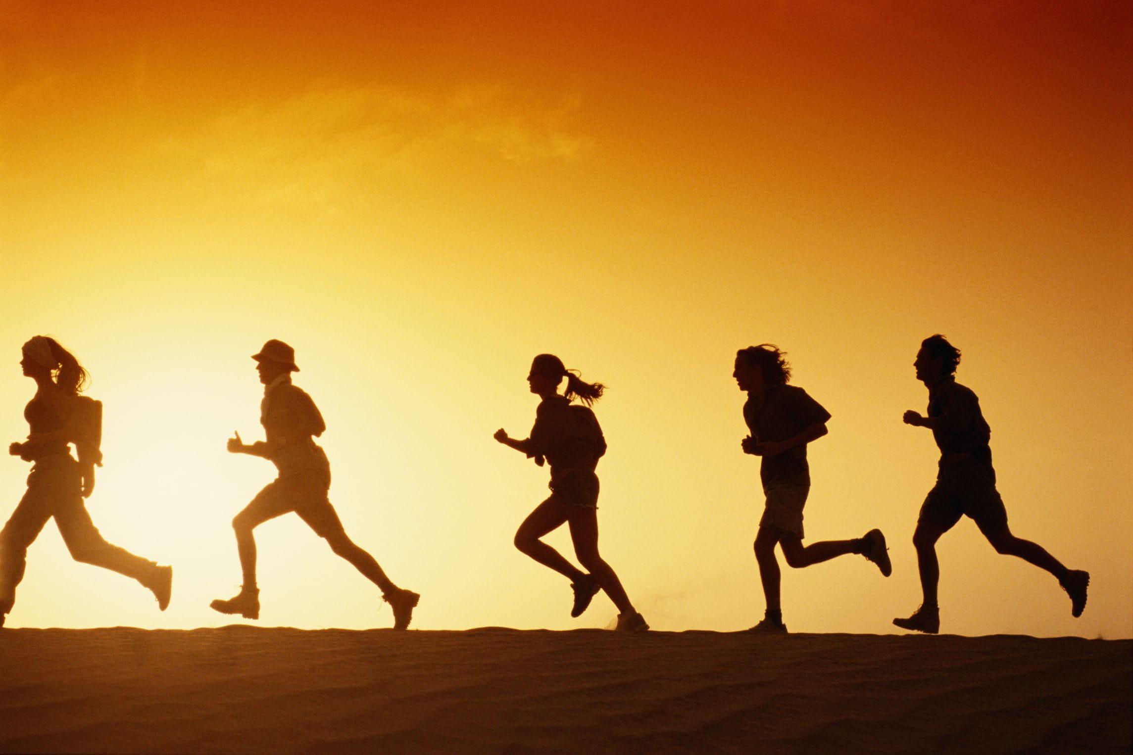 Running 21