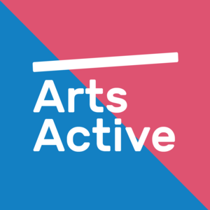 Arts active social media branding avatar