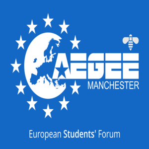 Manchester logo slogan