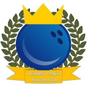 Birkbeck tenpin bowling club logo