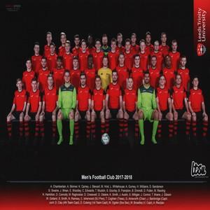 Mens football 2017 18 001