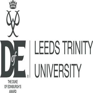 Dofe logo leeds trinity university