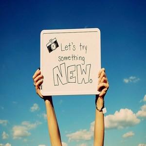 Ready to start something new