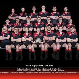 Rugby Union - Men's (Saints) @ Leeds Trinity Students' Union