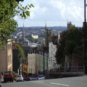 Bristol from st michaels hill