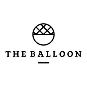 The balloon logo  300px mpu