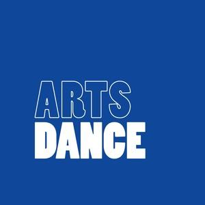 Arts dance logo
