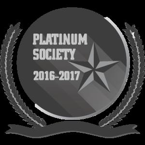 Platinum sqm emblem