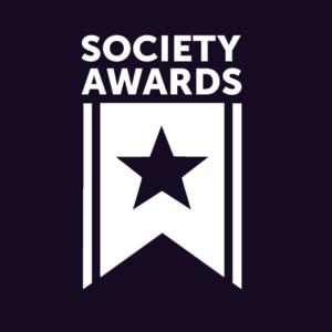 Society awards logo 2017