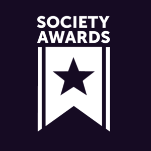 Society awards logo 2017