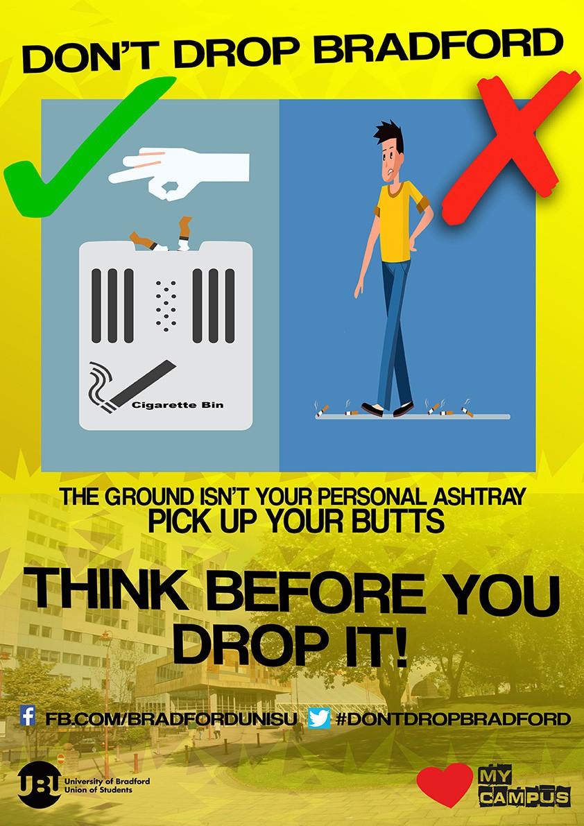 Don't Drop Bradford