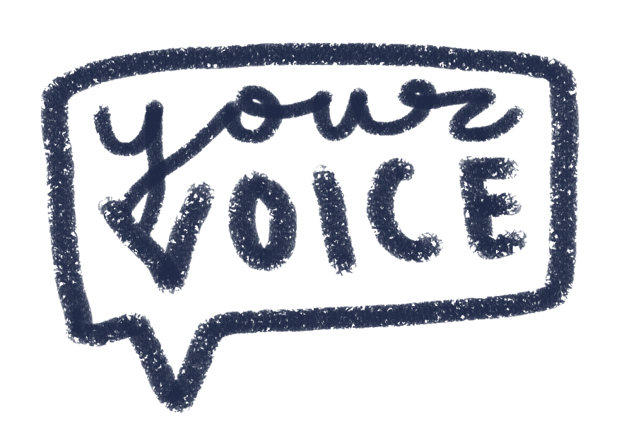Your Voice Banner Image