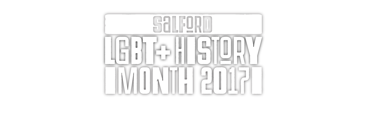 Find out more about LGBT+ History Month