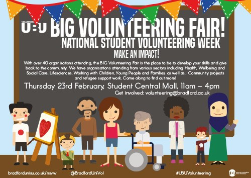 Big Volunteering Fair 2017