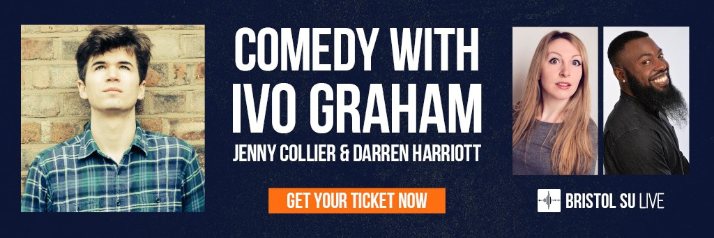 Comedy with Ivo Graham