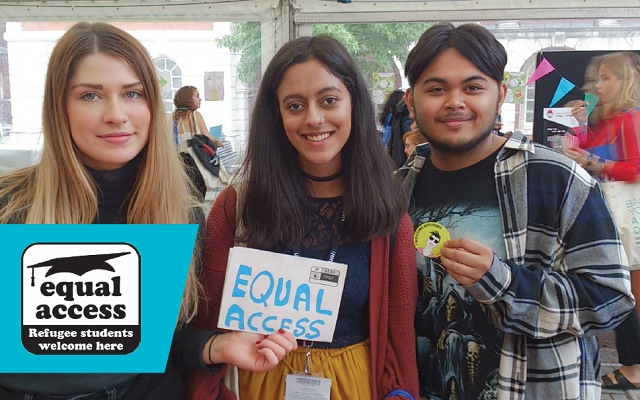 Students Seeking Equal Access To >> Refugee And Asylum Seeking Students How To Campaign For Equal