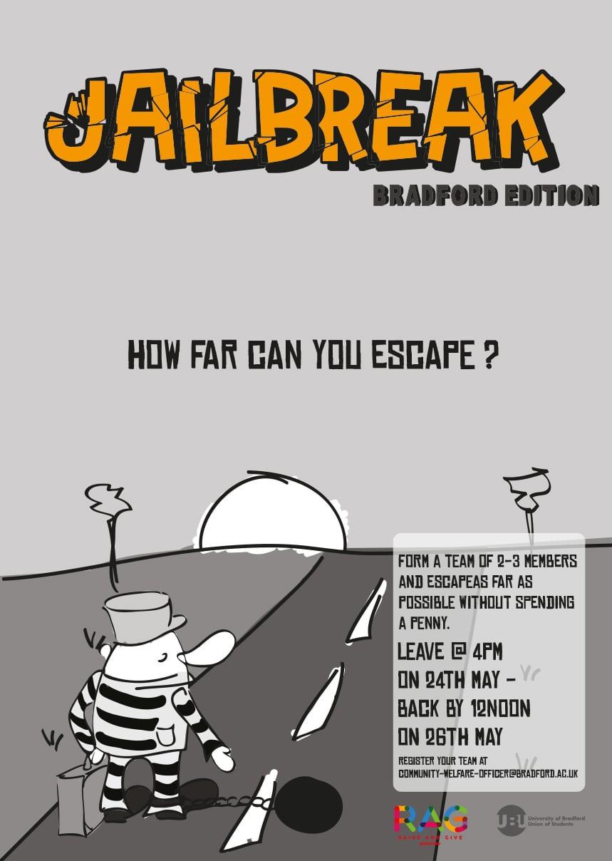 Jailbreak v3 Poster