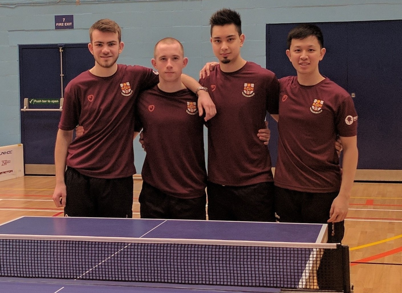 Training Sessions This Year Will Be At A Variety Of Times, So Join U0027UoB  Table Tennis 2017 18u0027 Facebook Group, Email Us Or Keep Checking The Events  On This ...