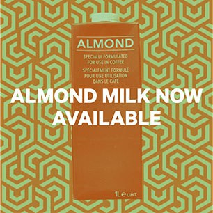 Almond milk almond Available