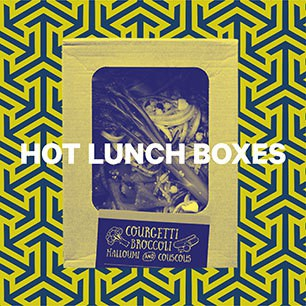 Hot lunch boxes