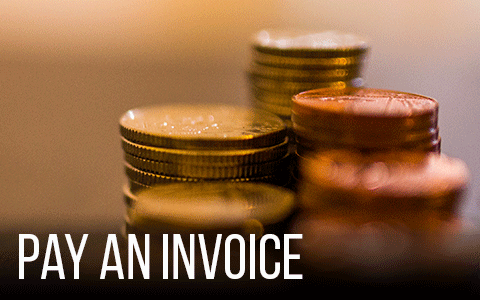 Ask the societies team to pay an invoice.