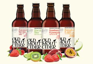 Image of Old Mout Cider bottles