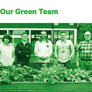 Our Green Team