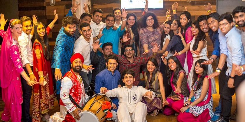 Indian Society at Diwali Celebrations