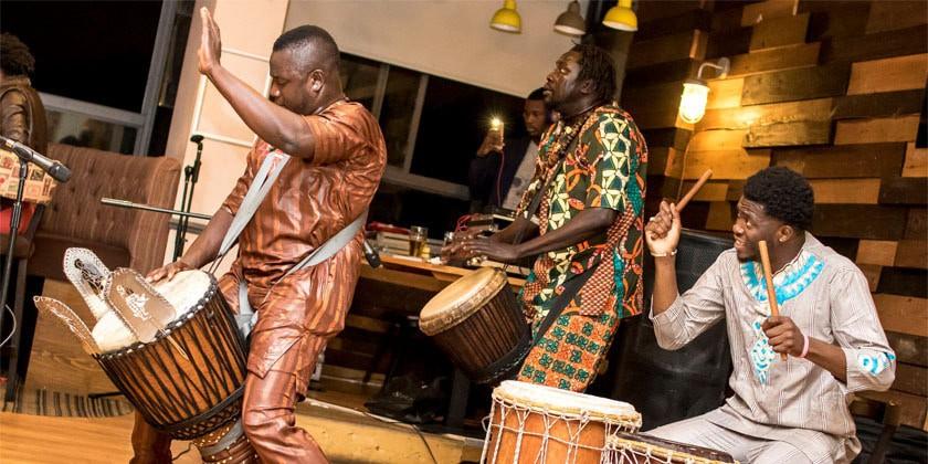 Afro Caribbean Celebrations