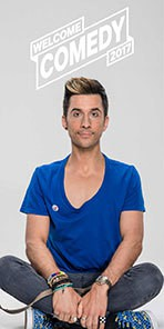 Welcome  Comedy - Russell Kane