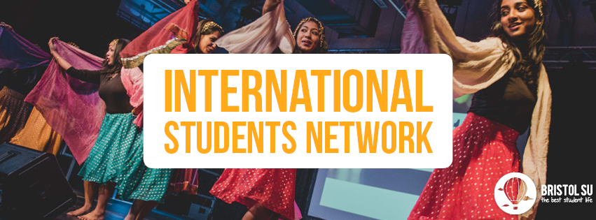 International Students network cover photo