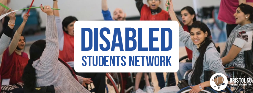 Disabled students network cover image