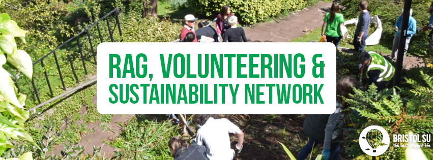 RAG volunteering sustainability network cover image